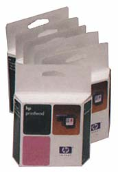 NO 81 MAGENTA PRINTHEAD/CLEANER DYE HP 5000