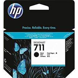 HP 711 80 ml Black Ink Cartridge