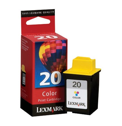 Lexmark Color Ink Cartridge