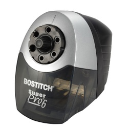 [EPS12HC BOS] Super Pro 6 Electric Pencil Sharpener