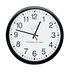 [76820 CLI] Wall Clock with 12 Inch Face            Each