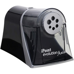 [15509 ACM] iPoint Evolution Axis Heavy Duty Multi Sharpener