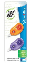 [1742425 SAN] 2ct Papermate Dryline Micro Correction Tape