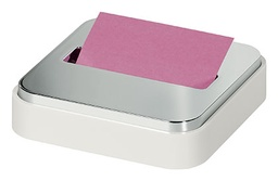 [STL330WH MMM] White Post It Steel Top Pop Up Note Dispenser