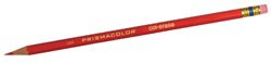 [20045 SAN] 12ct Red Col Erase Pencils