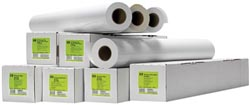 [Q1426B HEW] 24in x 100ft HP Universal High Gloss Photo Paper