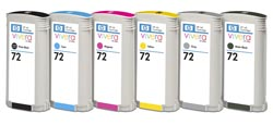 [C9374A HEW] 72 Gray 130ml Ink Cartridge