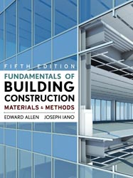 [9780470074688 WIL] Fundamentals of Building Construction 5th Edition