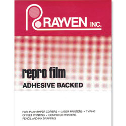 [36011 RAY] Type 360 Repro Film 8 1/2 X 11 100 Sheets per Box