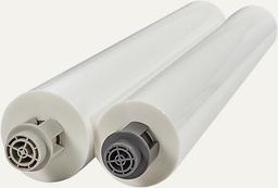 [3126061EZ GBC] 27inx500ft EZ Load Clear Laminating Film 2 Rolls