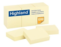 [6539 MMM] 1 1/2 x 2 in Highland Notes 12ct Pack