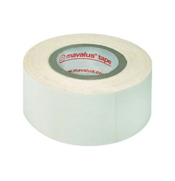 "[1001 MAV] 1"" x 324"" White Mavalus Tape Roll"