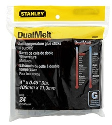 [GS20DT BOS] 24ct Stanley Dual Melt Glue Sticks