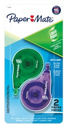 [6137206 SAN] 2ct Paper Mate Dryline Correction Tape