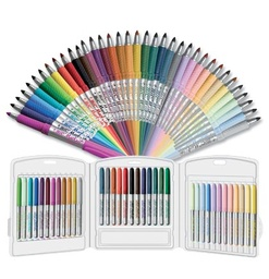 [GXPMP361AST BIC] BIC 36ct Permanent Markers Assorted Fashion Colors